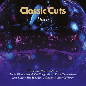 Classic Cuts Disco - 21 Classic Disco Anthems CD - Various Artists (Spectrum)
