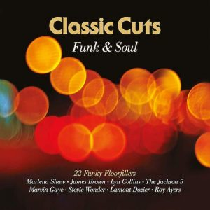 Classic Cuts Funk & Soul - 22 Funky Floorfillers CD - Various Artists (Spectrum)