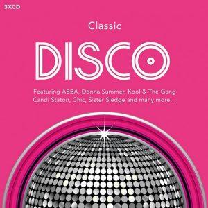 Classic Disco - Various Artists 3x CD (Spectrum/Rhino)
