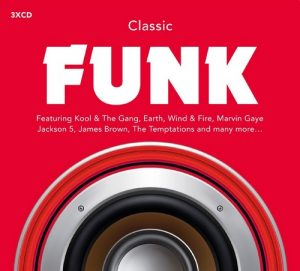 Classic Funk - Various Artists 3X CD (Spectrum)