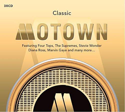 Classic Motown - Various Artists 3x CD set (Spectrum)