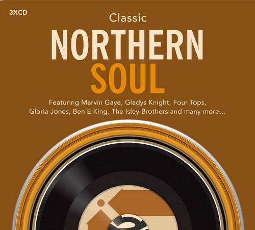 Classic Northern Soul - Various Artists 3X CD (Spectrum)