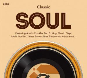Classic Soul 3CD