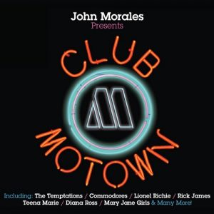 John Morales Presents Club Motown - Various Artists 2x CD