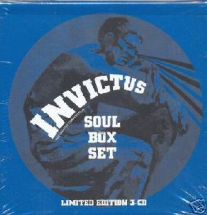 INVICTUS SOUL LIMITED EDITION 3X CD BOX SET-0