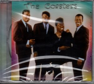The Coasters - The Coasters CD