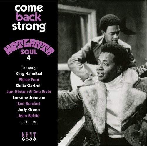 Come Back Strong - Hotlanta Soul 4 CD