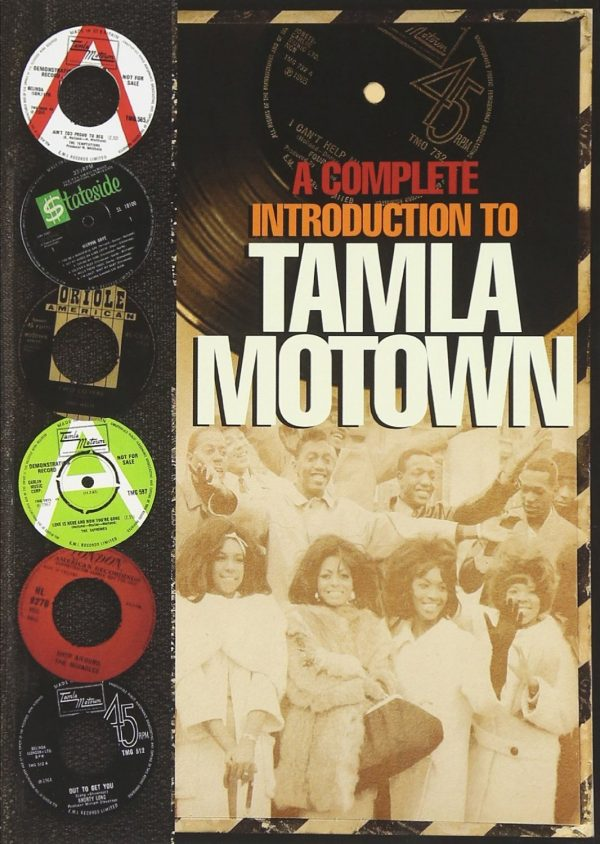 A Complete Introduction To Tamla Motown 4X CD Box Set