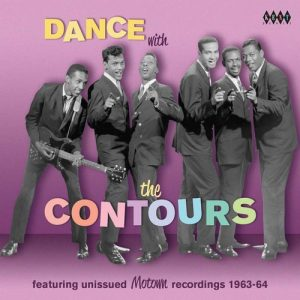 The Contours - Dance With The Contours CD