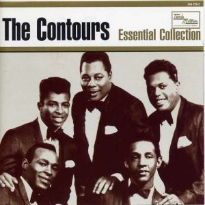 The Contours - Essential Collection CD