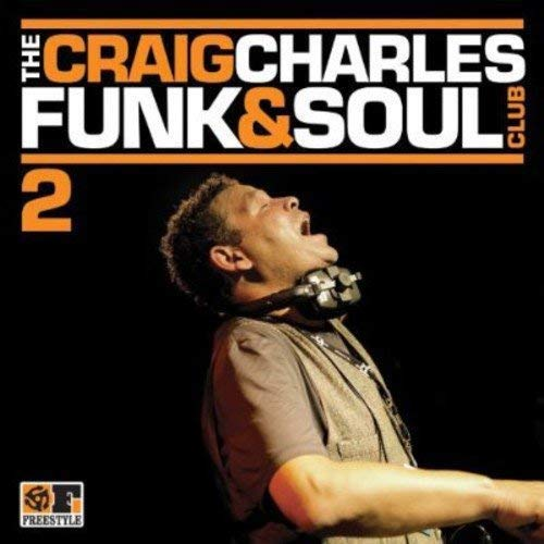 Craig Charles Funk & Soul Club 2 - Various Artists CD (Freestyle)