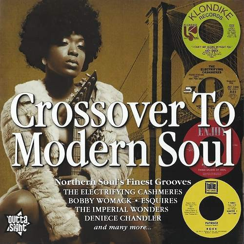Crossover To Modern Soul - Northern Soul's Finest Grooves CD-0
