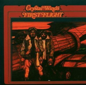 Crystal Winds - First Flight CD (Escrow)