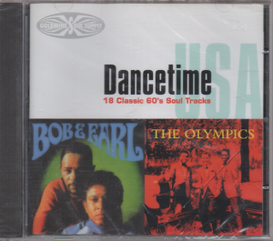 Bob & Earl / The Olympics - Dancetime USA CD