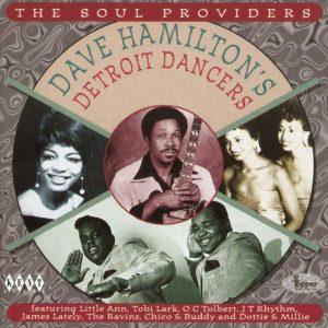 Dave Hamilton's Detroit Dancers Volume 1 - Various Artists CD (Kent)