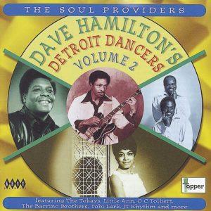 Dave Hamilton's Detroit Dancers Volume 2 - Various Artists CD (Kent)