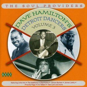 Dave Hamilton's Detroit Dancers Volume 3 - Various Artists CD (Kent)