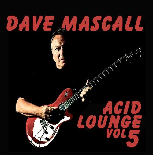 Dave Mascall - Acid Lounge Volume 5 CD (Get Funky Man)