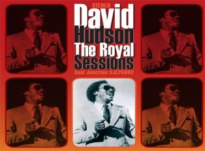 David Hudson - The Royal Sessions LP Vinyl (Soul Junction)