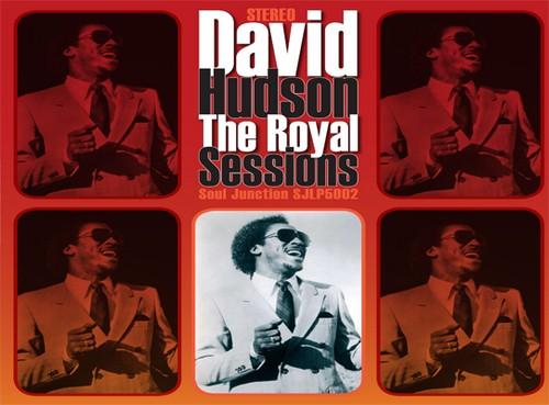 David Hudson - The Royal Sessions LP Vinyl (Soul Junction)