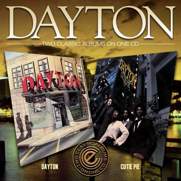 Dayton - Dayton / Cutie Pie CD