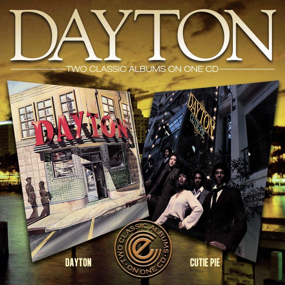 Dayton – Dayton / Cutie Pie CD