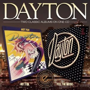 Dayton - Hot Fun / Feel The Music CD (Expansion)