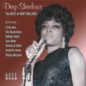 Deep Shadows - The Best Of Kent Ballads CD