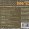 Deep Soul Inferno CD (Back)