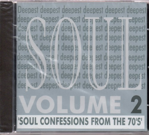 Deepest Soul Volume 2 - Soul Confessions From The 70s CD