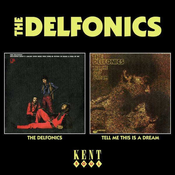 The Delfonics - Delfonics / Tell Me This Is A Dream CD