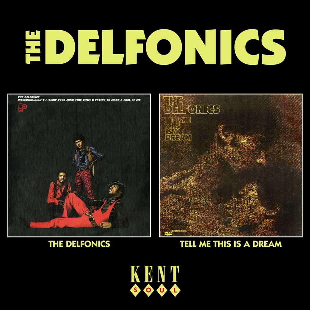 The Delfonics – Delfonics / Tell Me This Is A Dream CD