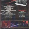 Detroit Spinners - Live! DVD (Back)