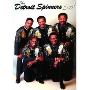Detroit Spinners - Live! DVD