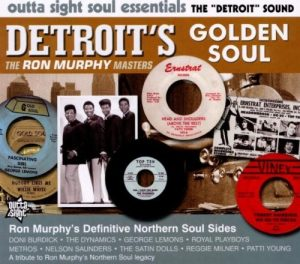 Detroit's Golden Soul - Definitive Northern Soul Sides - Various Artists CD (Outta Sight)