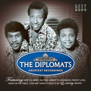 The Diplomats - Greatest Recordings CD (Kent)