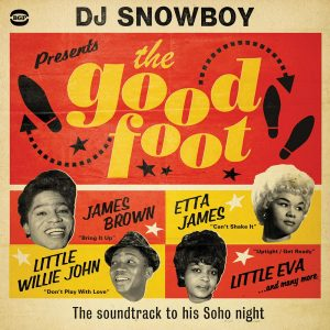 DJ Snowboy Presents The Good Foot CD