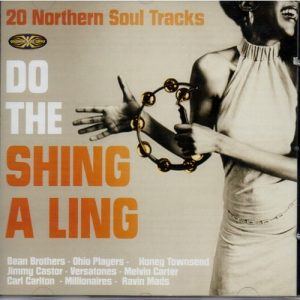 Do The Shing A Ling - Various Artists CD (Goldmine Soul Supply)