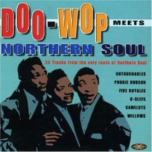 Doo Wop Meets Northern Soul CD (Goldmine Soul Supply)