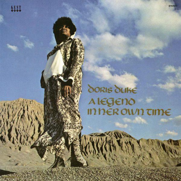 Doris Duke - A Legend In Her Own Time LP