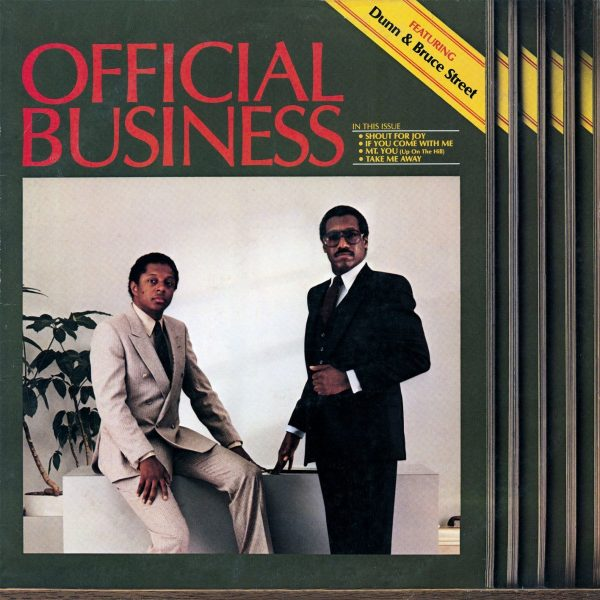 Dunn & Bruce Street - Official Business (Expanded Edition) CD (Expansion)