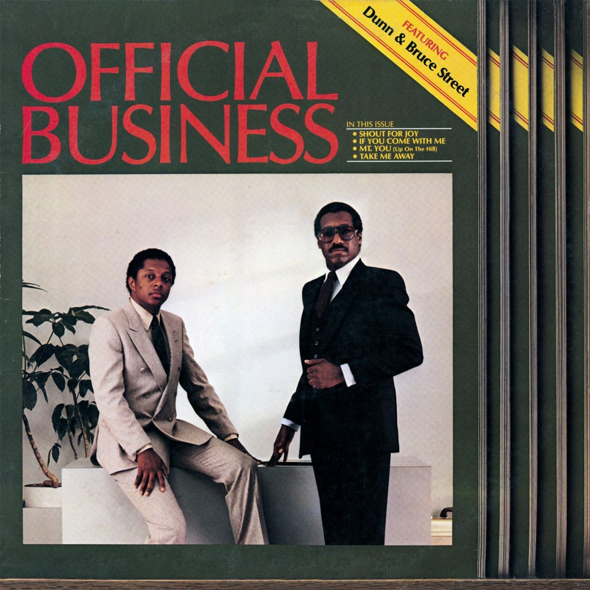 Dunn & Bruce Street – Official Business (Expanded Edition) CD (Expansion)