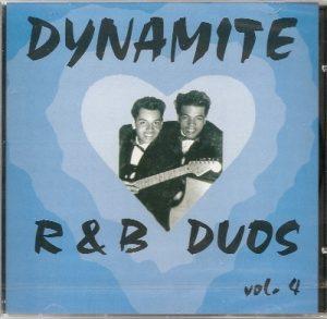 Dynamite R&B Duos Volume 4 CD