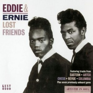 Eddie & Ernie - Lost Friends CD
