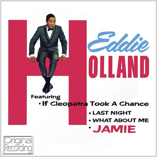 Eddie Holland - Eddie Holland CD