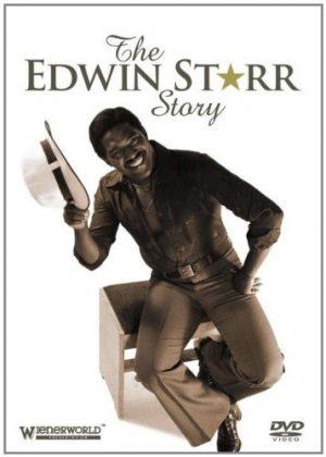 Edwin Starr - The Edwin Starr Story DVD (Wienerworld)