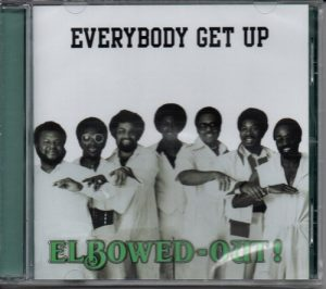 Elbowed-Out - Everybody Get Up CD (Soul Junction)