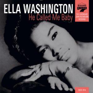 Ella Washington - He Called Me Baby CD (Soulscape)