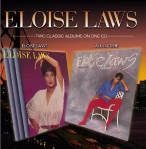 Eloise Laws - Eloise Laws / All In Time CD