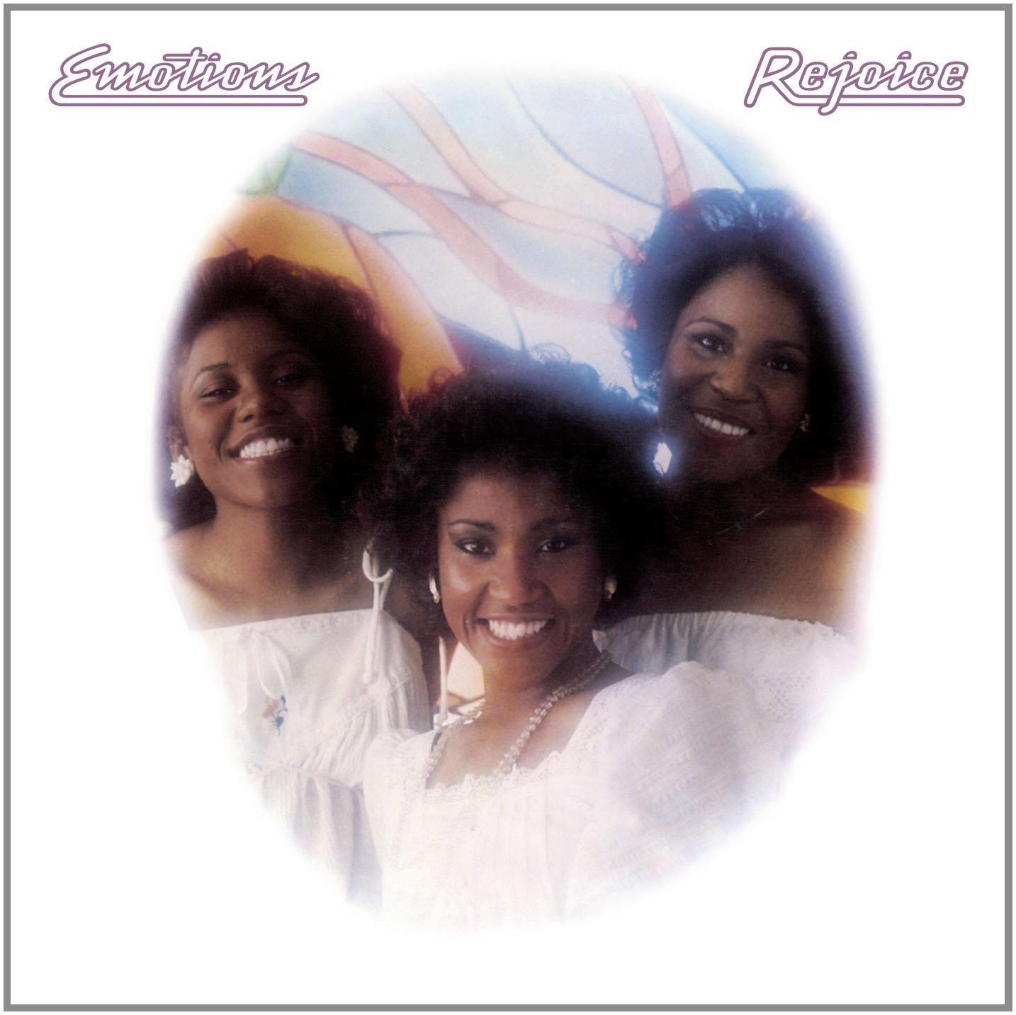Emotions – Rejoice CD